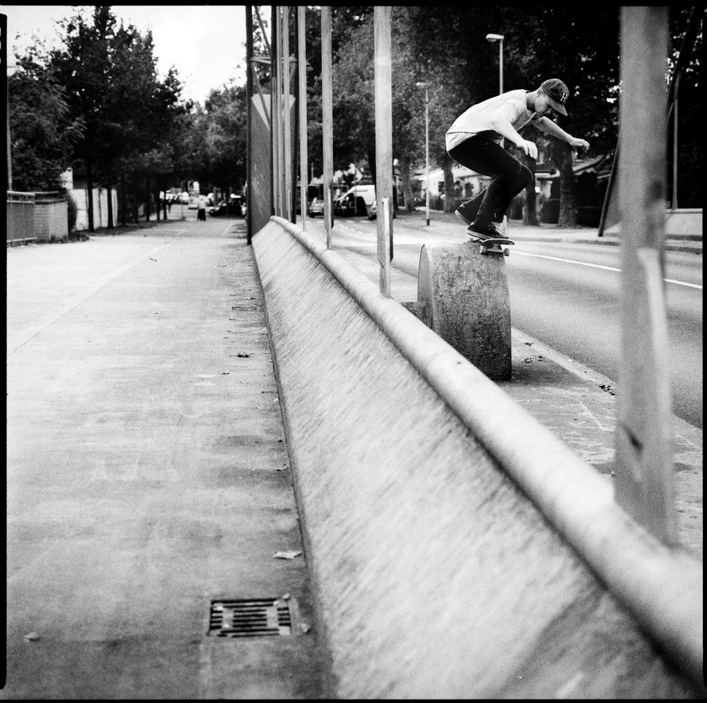 Nils Brauer- slappy 50-50- Hannover