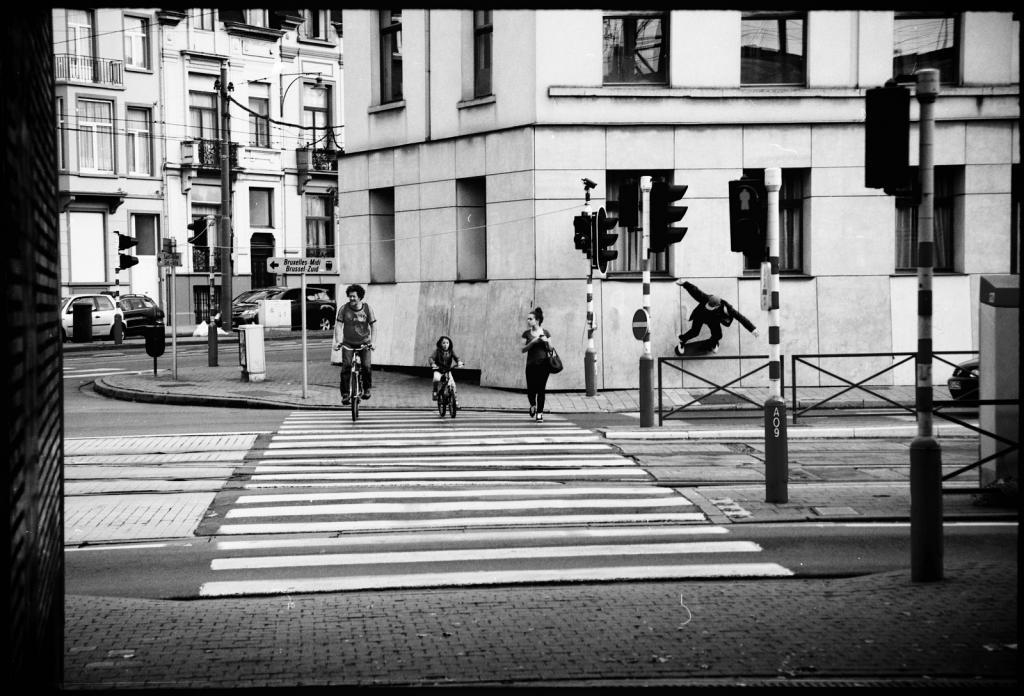 Nils Brauer- wallride- Brussels